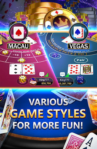Dragon Ace Casino - Blackjack screenshots 2