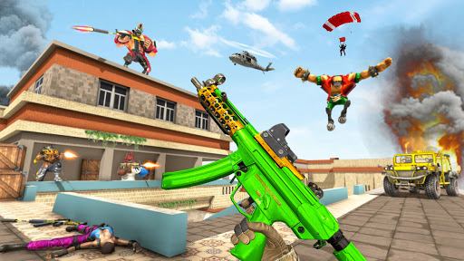 Counter Terrorist Strike: FPS Robot Shooting Games 2.3 screenshots 16