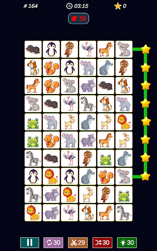 Tile Connect - Onet New Classic Link Puzzle Game 18 screenshots 2