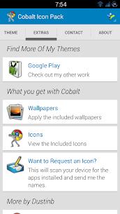 Cobalt Icon Pack MOD Apk 9.9 (Unlimited Money) 1