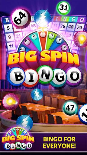 Big Spin Bingo | Play the Best Free Bingo Game! apklade screenshots 1