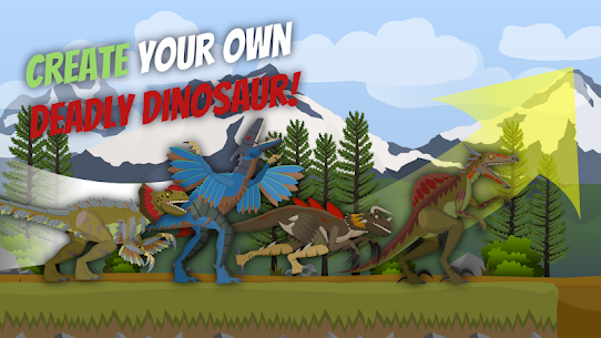 Hybrid Deadly Dinosaur: World Terror Game Hack & Cheats 2