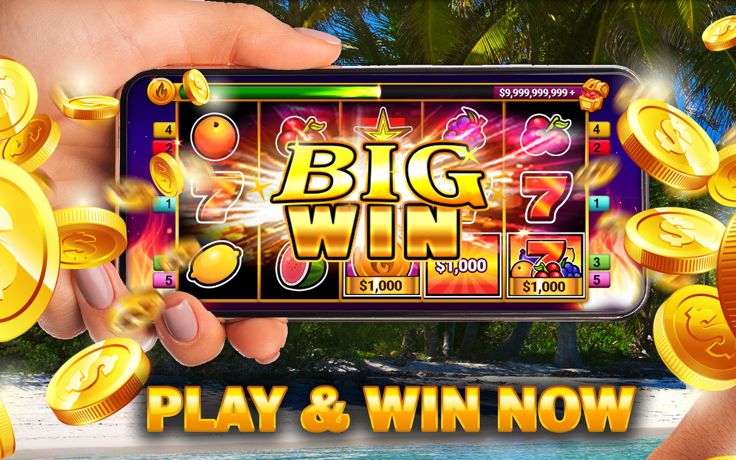 Casino Slots - Slot Machines Free 1.3.1 Apk Download - free.slots.casino. slot.machine APK free