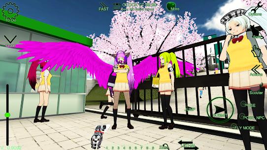 JP Schoolgirl Supervisor Multiplayer Mod Apk 133 (Free Skins) 7