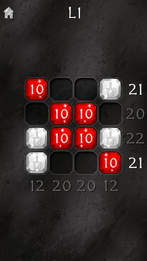 XXI: 21 Puzzle Game  screenshots 1