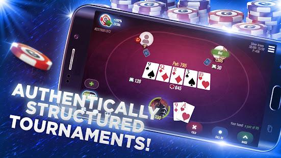Poker Texas Holdem Live Pro 7.1.1 APK screenshots 13