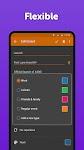 screenshot of Simple Calendar: Scheduling, Agenda & Reminder App
