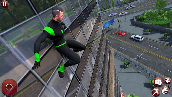 amazing rope man hero - strange gangster vegas hack