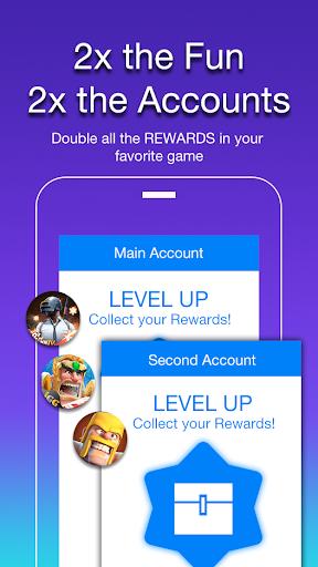2accounts - dual space screenshot 3