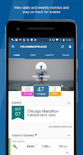 TrainingPeaks  Apps on For Pc (Free Download On Windows7/8/8.1/10 And Mac) 1