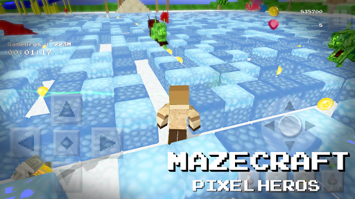 Maze Craft : Pixel Heroes 1.35 screenshots 9