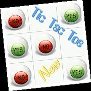 Yes/No tic tac toe