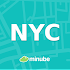 New York travel guide in English with map 🗽