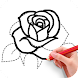 How To Draw Flowers - Androidアプリ