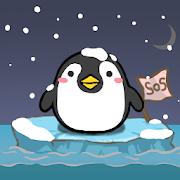 2048 Penguin Island - Offline Puzzle, Merge Number