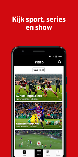 AD - Nieuws, Sport, Regio & Entertainment modavailable screenshots 6