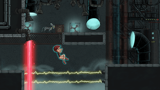 Barren Lab screenshots 1