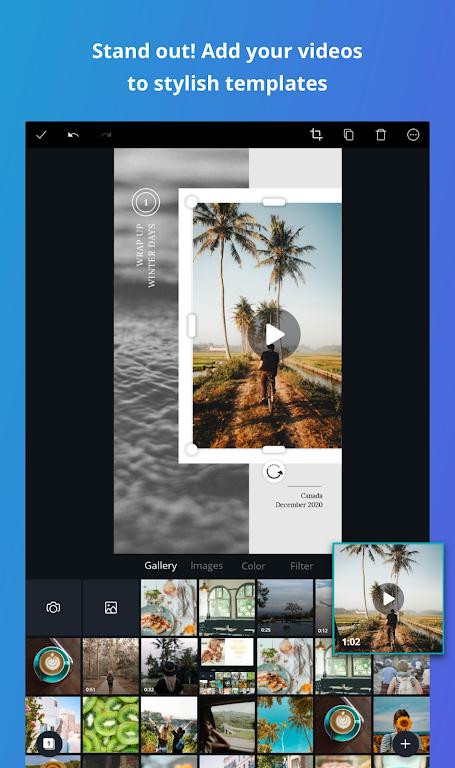 Canva: Graphic Design, Video Collage, Logo Maker  poster 15
