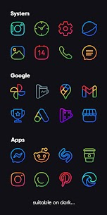 Caelus Icon Pack – Colorful Linear Icons 4.0.3 Apk 5