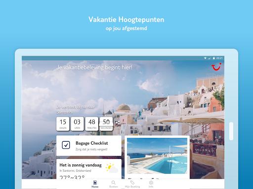 TUI Nederland Reisapp - Vakantie, vluchten, hotels modavailable screenshots 7