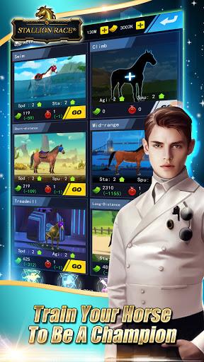 Stallion Race  screenshots 2