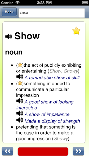 English Dictionary - Offline  screenshots 16