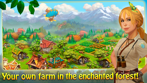 Charm Farm: Village Games. Magic Forest Adventure. 1.157.0 screenshots 1