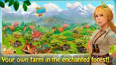 Charm Farm: Village Games. Magic Forest Adventure.のおすすめ画像1
