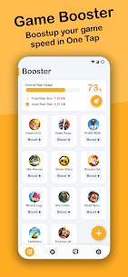 Game Booster Apk Play Games Faster & Smoother (Paid) 7
