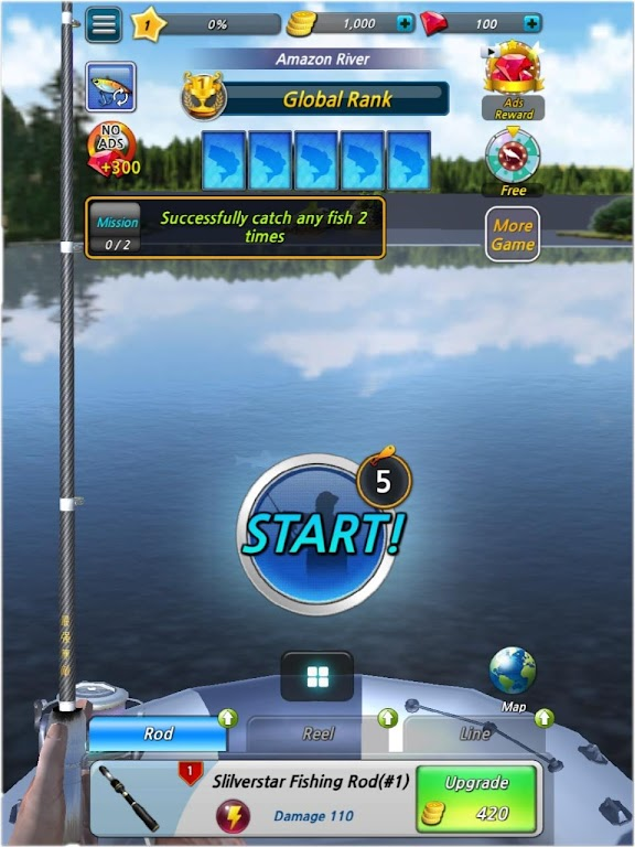 Fishing Season : River To Ocean poster 21