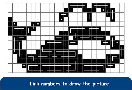 FCross Link-A-Pix puzzles 252 screenshots 18
