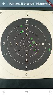Piranha: shooting range hit marker 1