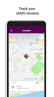Bosco - Family Safety & Locator Screenshot