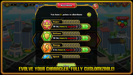 Crystalverse - Anime Fighting Online  screenshots 21