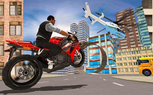 Super Stunt Hero Bike Simulator 3D 2 screenshots 3