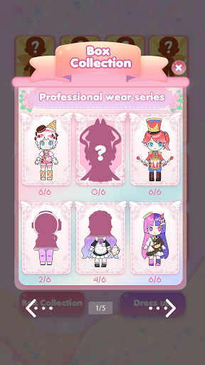 Vlinder Boxuff1aGoCha Character & Dress Up Games modavailable screenshots 20