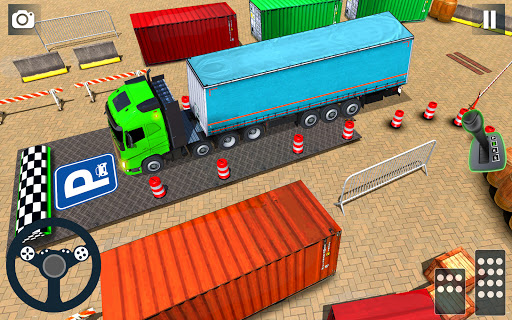 New Truck Parking 2020: Hard PvP Car Parking Games  screenshots 18