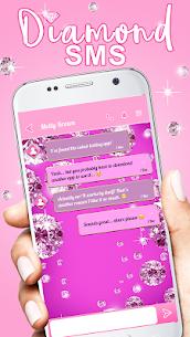 Diamond SMS Texting App 2.5 Unlocked APK (MOD) Download 1