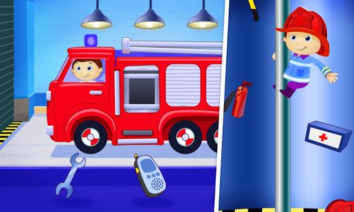 fireman game screenshot 3