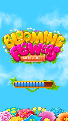 Blooming Flowers : Merge Flowers : Idle Game 1.3.2 screenshots 5