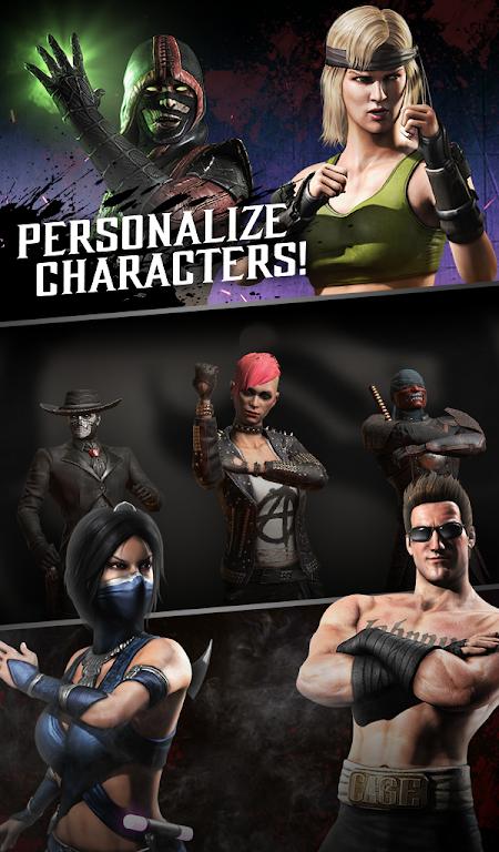 MORTAL KOMBAT: The Ultimate Fighting Game!  poster 1