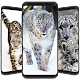Snow Leopard Wallpaper HD APK
