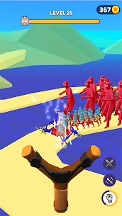 Throw and Defend MOD APK 1.0.55 (Unlimited Money) 6