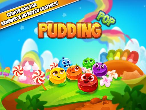 Pudding Pop - Connect & Splash Free Match 3 Game screenshots 9