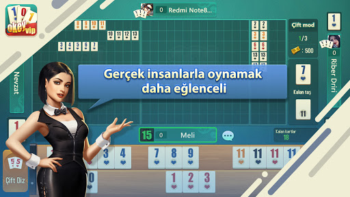 101 Okey VIP apkslow screenshots 3