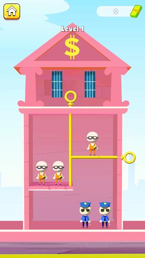 Prison Escape: Pin Rescue  screenshots 22