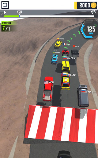 Turbo Tap Race modavailable screenshots 9