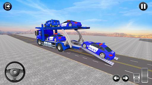 Grand Police Transport Truck 1.0.24 Screenshots 18