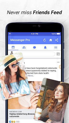 Messenger Pro  screenshots 3