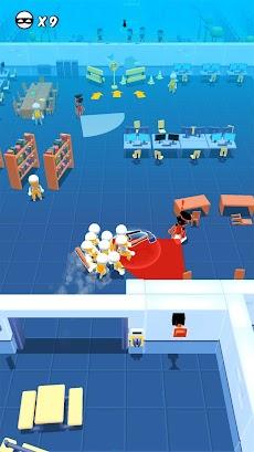 脱獄3D - 人形アクションゲームのおすすめ画像4
